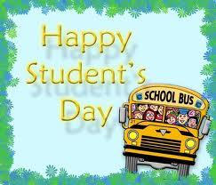 Resultado de imagen para happy students day