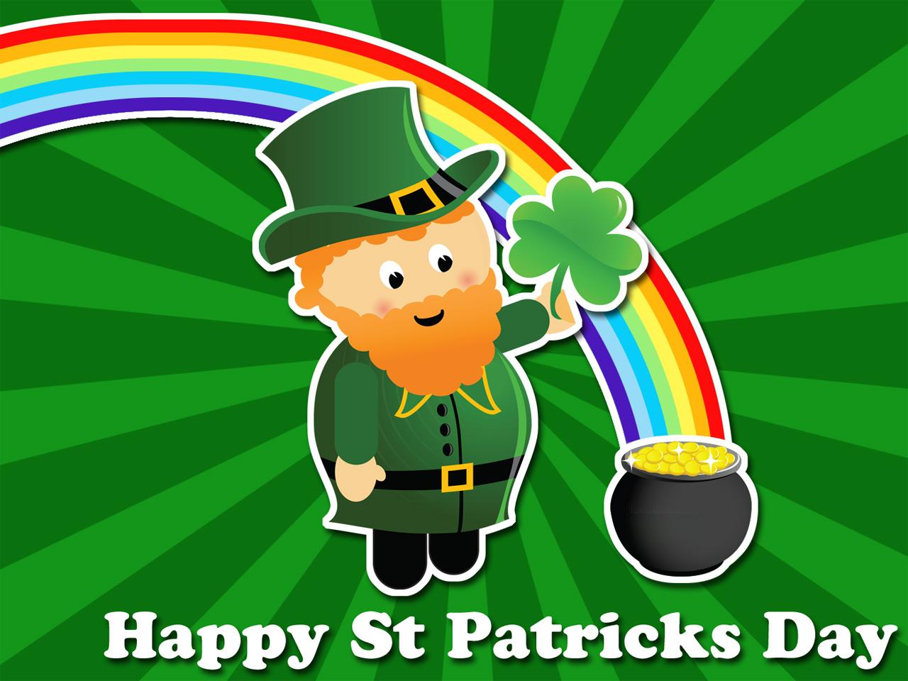 Saint Patrick's Day ! – OK Institute